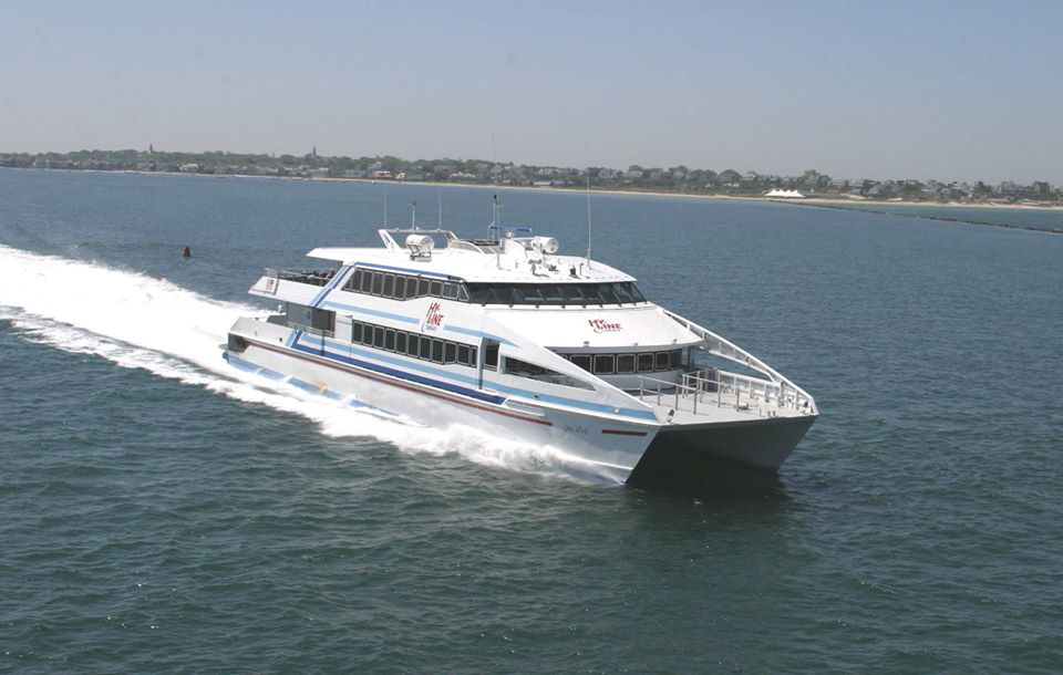 Hy-Line Cruise Boat