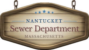 Nantucket Sewer Department Massachusetts