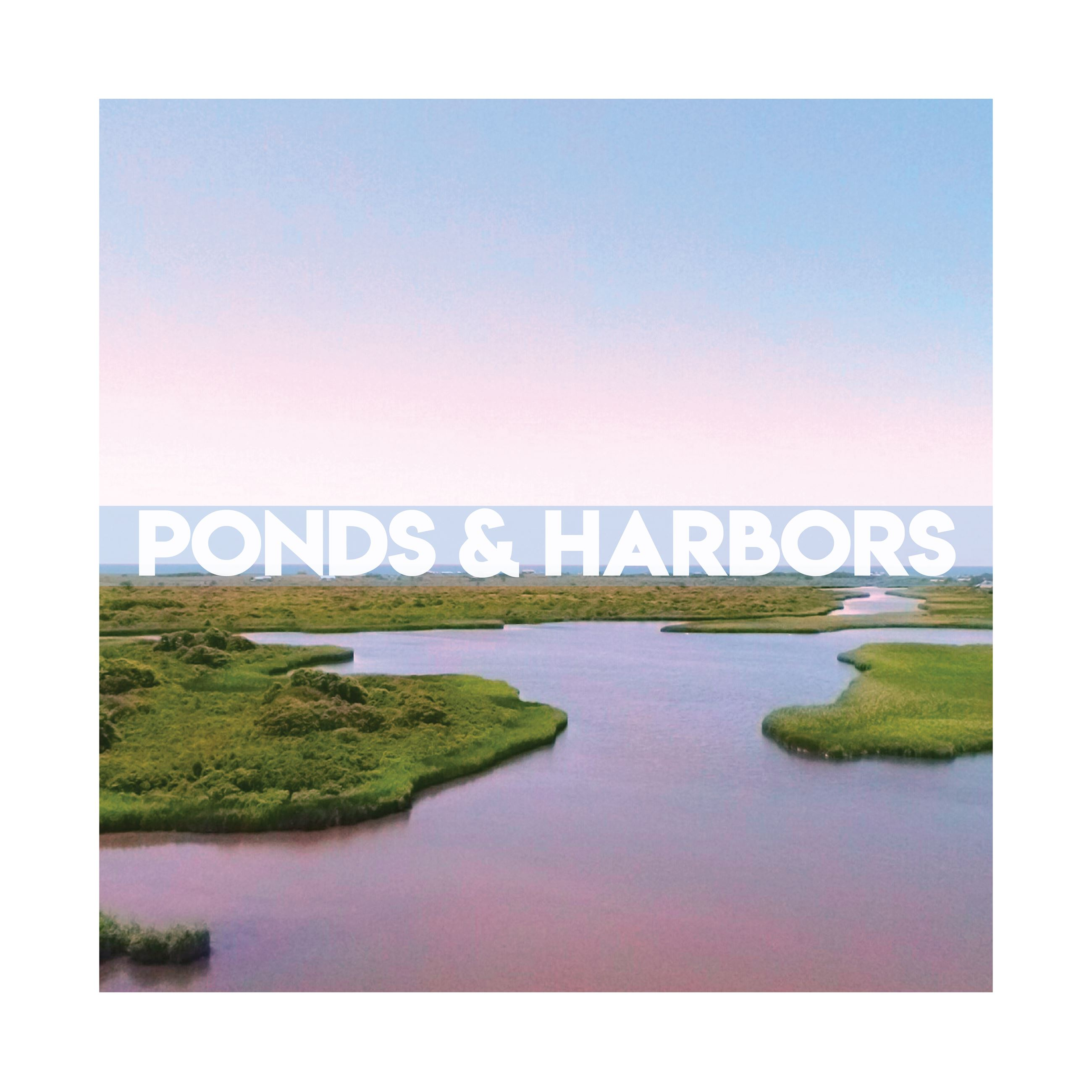 Ponds and harbors Nantucket
