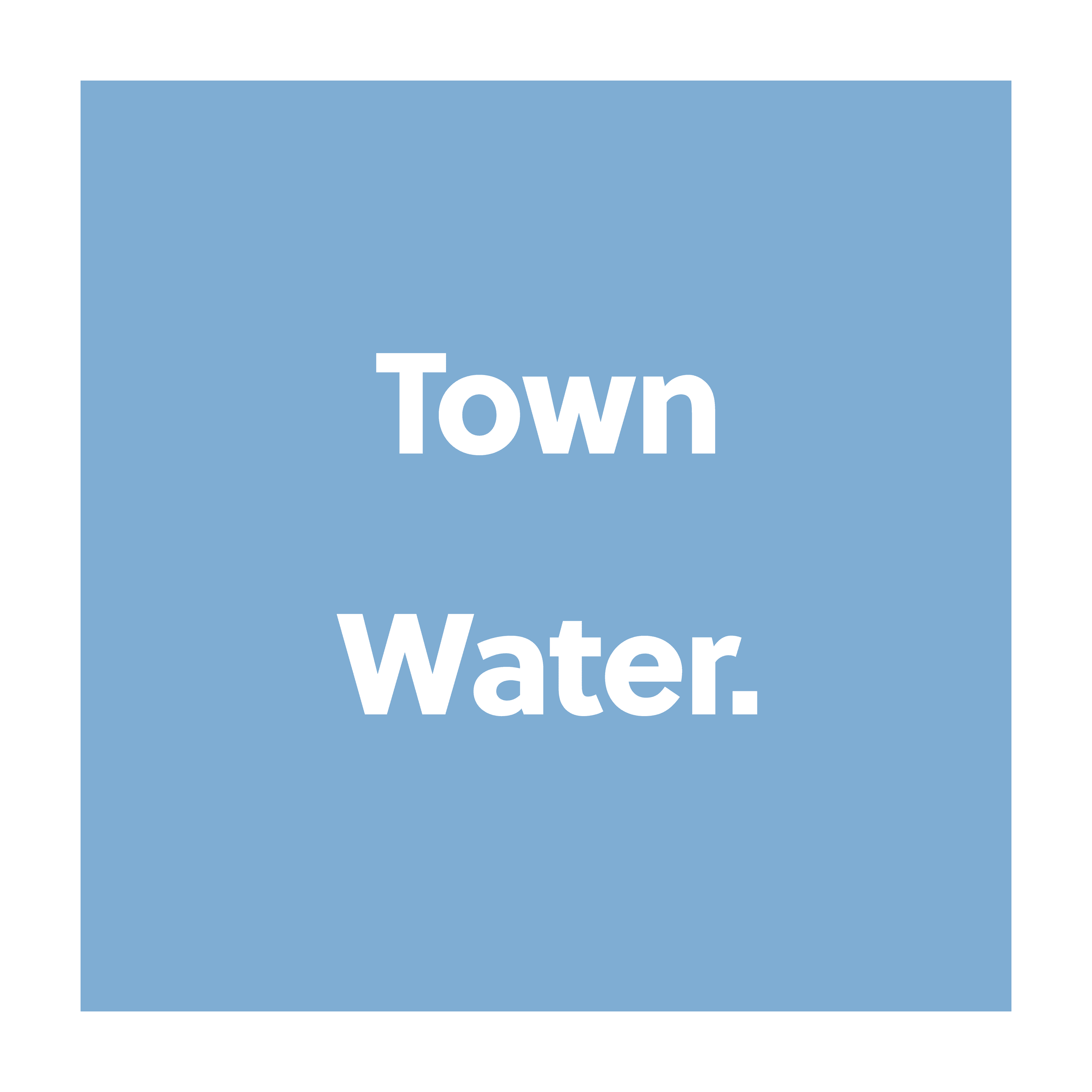 Town Water