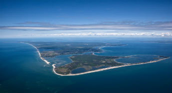 Nantucket overhead